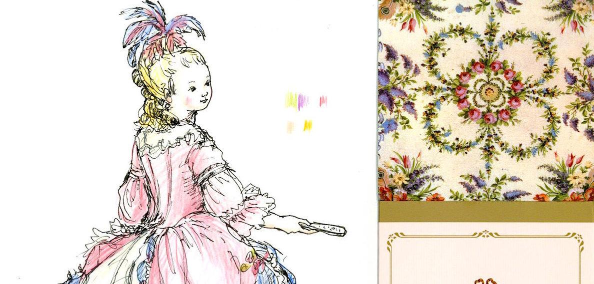お姫さまのドレスが描きたい と言ったら 絵本の先生に怒られた